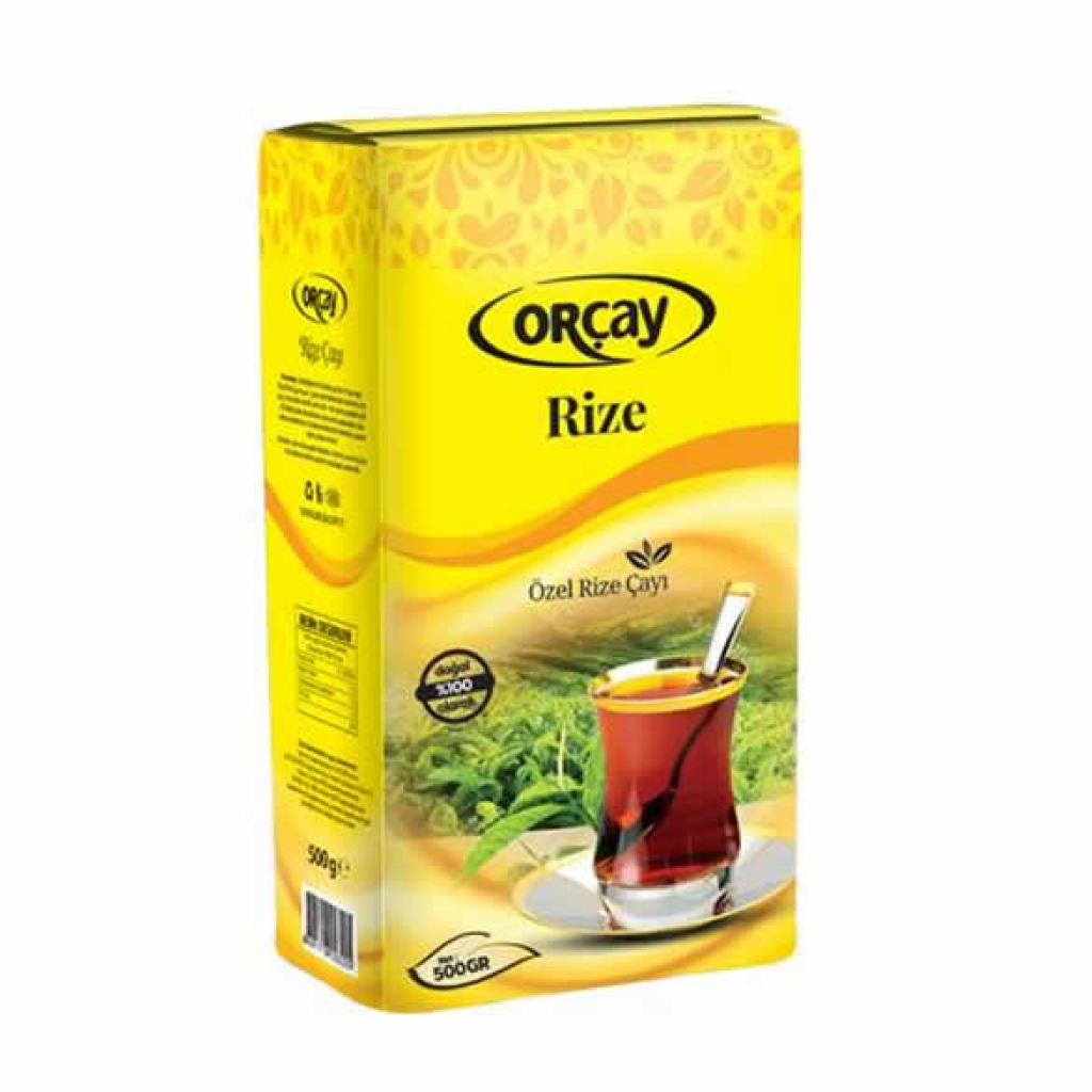 Tea Packaging Birinci Kalite Ambalaj